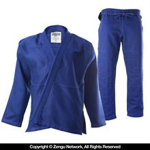 93 Brand Standard Issue Women's Blue BJJ Gi